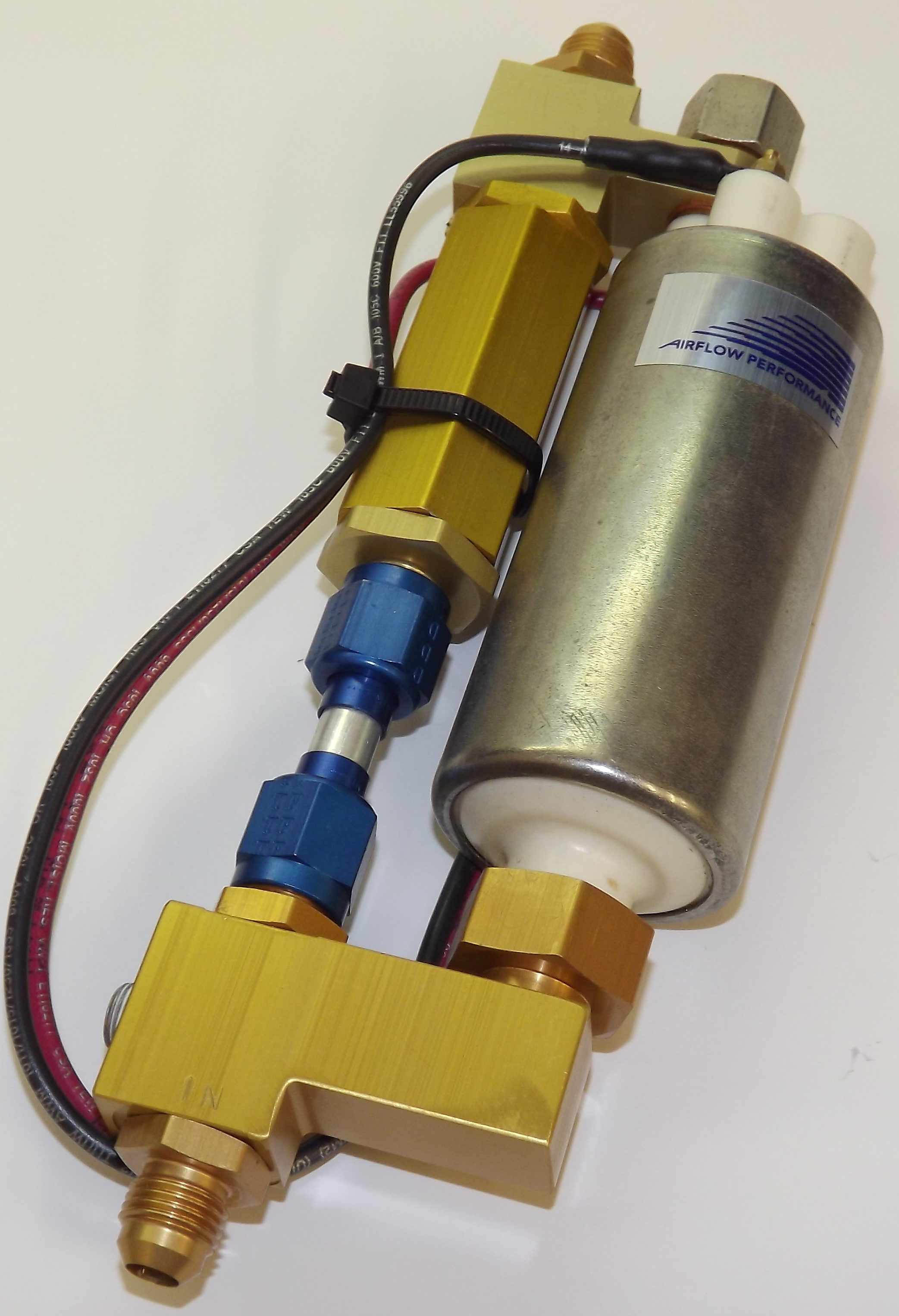 Auxiliary Pump Assy